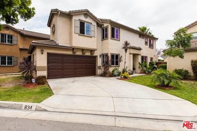834 W Kemp Ct, Compton, CA 90220 (#20-594450) :: Randy Plaice and Associates