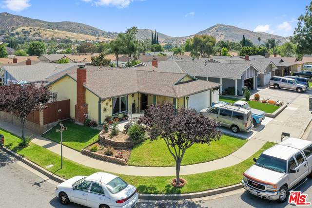 5754 Bloomfield St, Simi Valley, CA 93063 (#20-594590) :: TruLine Realty