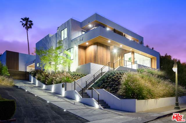 3251 Shelby Dr, Los Angeles, CA 90034 (#20-594760) :: Randy Plaice and Associates