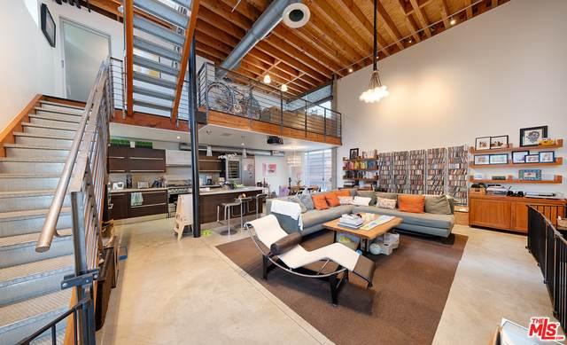 546 Rose Ave #2, Venice, CA 90291 (#20-595062) :: Randy Plaice and Associates