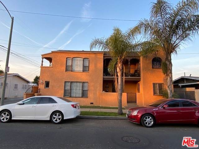 825 E 21ST St, Long Beach, CA 90806 (#20-595262) :: Randy Plaice and Associates
