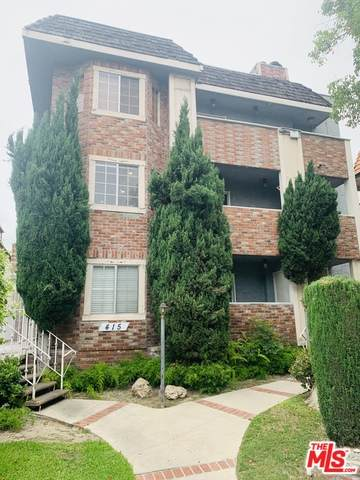 415 N Kenwood St #5, Glendale, CA 91206 (#20-595418) :: The Pratt Group