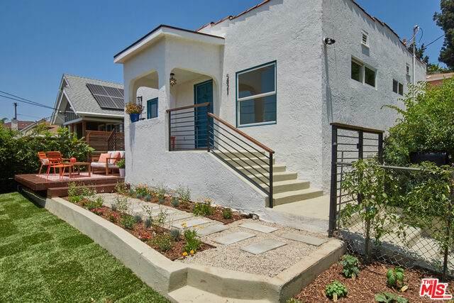5821 Meridian St, Los Angeles, CA 90042 (#20-595446) :: Randy Plaice and Associates