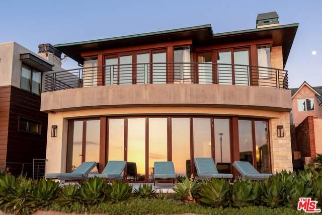 3001 The Strand, Hermosa Beach, CA 90254 (#20-595474) :: Compass