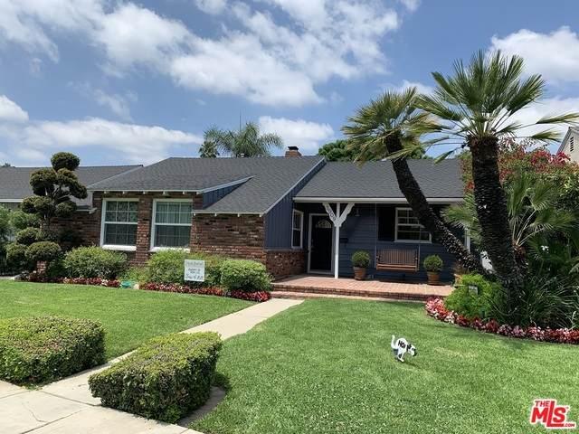 5909 Alcove Ave, North Hollywood, CA 91607 (#20-595546) :: Randy Plaice and Associates