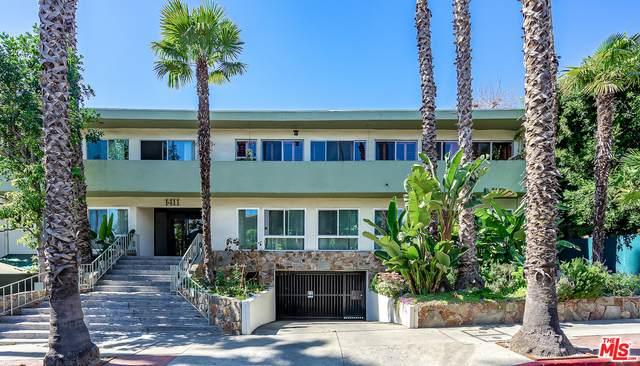 1411 N Hayworth Ave #1, West Hollywood, CA 90046 (#20-595754) :: The Suarez Team