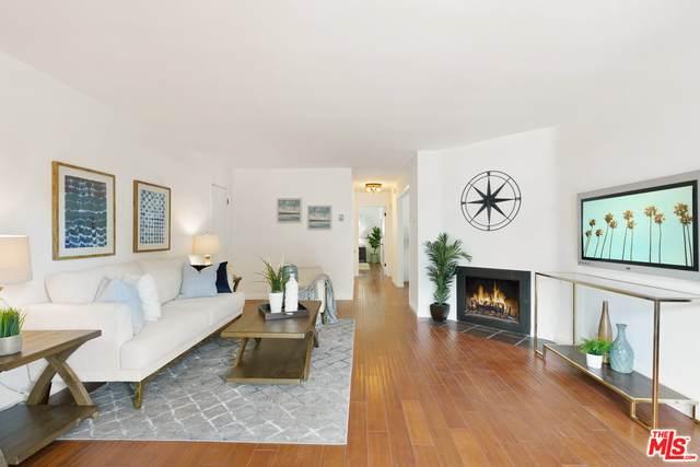 3672 Hughes Ave #2, Los Angeles, CA 90034 (#20-595770) :: Randy Plaice and Associates