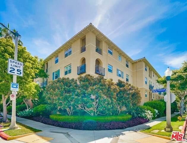 13080 Pacific Promenade #326, Playa Vista, CA 90094 (#20-595942) :: Randy Plaice and Associates