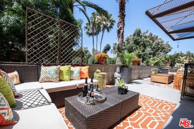 6400 Crescent Park #119, Playa Vista, CA 90094 (#20-595994) :: Randy Plaice and Associates
