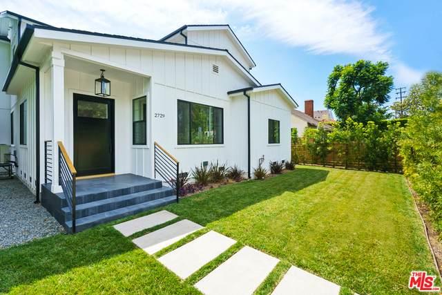 2729 Overland Ave, Los Angeles, CA 90064 (#20-596152) :: Randy Plaice and Associates