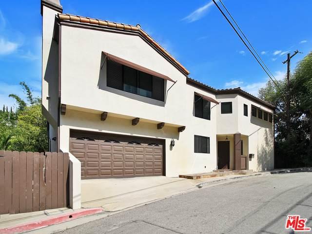 2741 Rinconia Dr, Los Angeles, CA 90068 (#20-596180) :: Randy Plaice and Associates