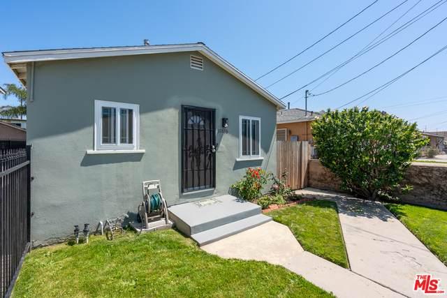 10816 S Burl Ave, Inglewood, CA 90304 (#20-596198) :: Randy Plaice and Associates
