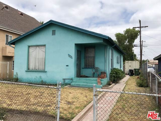 10610 S San Pedro St, Los Angeles, CA 90003 (#20-596242) :: Randy Plaice and Associates