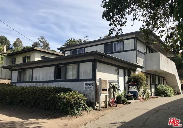 213 Ladera St, Santa Barbara, CA 93101 (#20-596324) :: The Pratt Group
