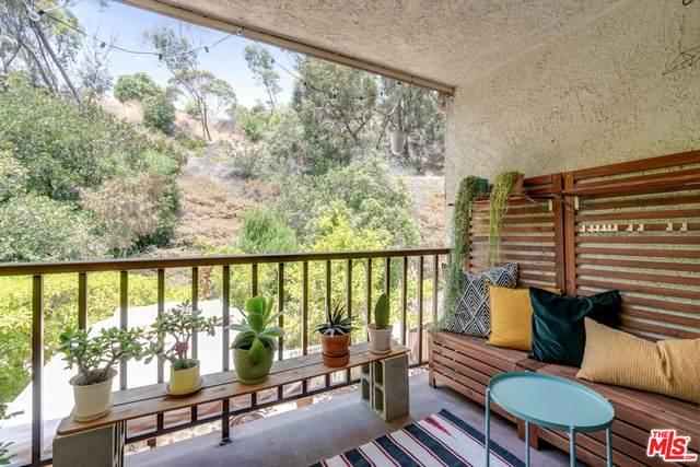 4210 Via Arbolada #205, Los Angeles, CA 90042 (#20-596384) :: Randy Plaice and Associates