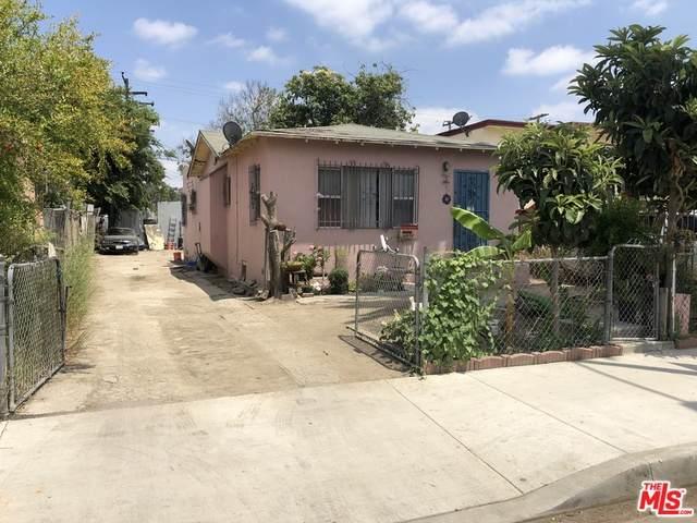 8812 Compton Ave, Los Angeles, CA 90002 (#20-596514) :: Randy Plaice and Associates