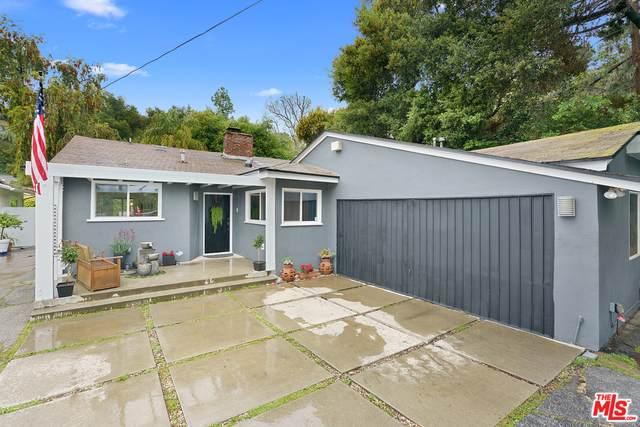 3252 Laurel Canyon Blvd, Studio City, CA 91604 (#20-596532) :: Berkshire Hathaway HomeServices California Properties