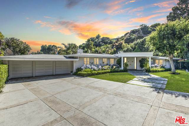 1201 Loma Vista Dr, Beverly Hills, CA 90210 (#20-596566) :: Randy Plaice and Associates