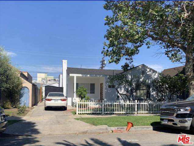 612 N Detroit St, Los Angeles, CA 90036 (#20-596618) :: Randy Plaice and Associates