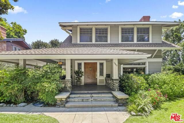 1940 Milan Ave, South Pasadena, CA 91030 (#20-596702) :: The Parsons Team
