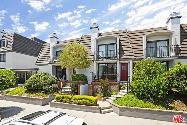 8135 Redlands St #101, Playa Del Rey, CA 90293 (#20-596786) :: Randy Plaice and Associates