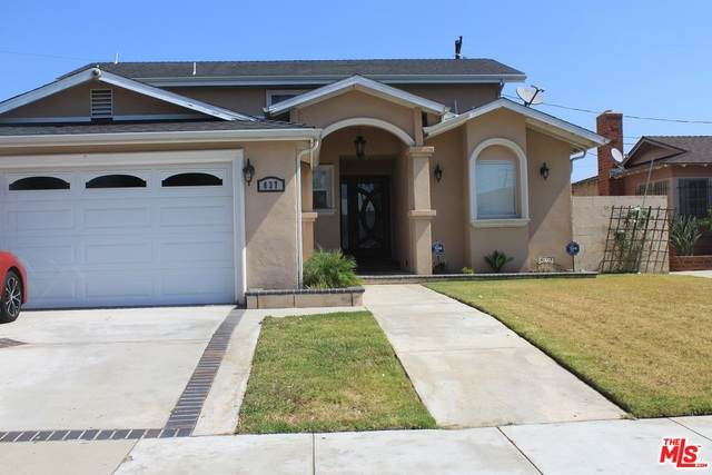 837 W 169Th St, Gardena, CA 90247 (#20-596804) :: TruLine Realty