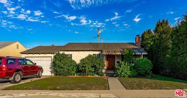 11906 Mcdonald St, Culver City, CA 90230 (#20-597010) :: The Suarez Team