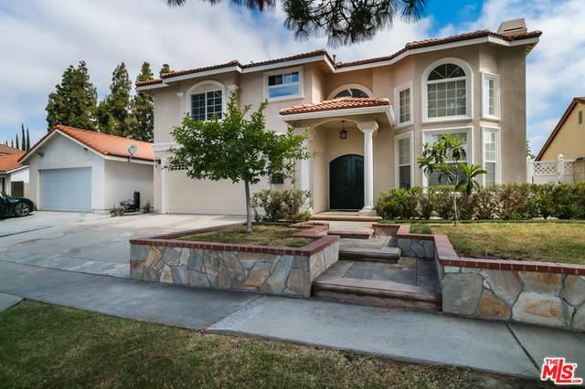 13031 Beach St, Cerritos, CA 90703 (#20-597024) :: Randy Plaice and Associates
