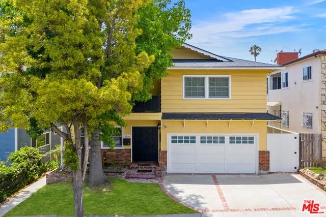 1120 23Rd St, Santa Monica, CA 90403 (#20-597038) :: Randy Plaice and Associates
