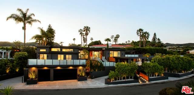 815 El Oro Ln, Pacific Palisades, CA 90272 (#20-597162) :: Randy Plaice and Associates