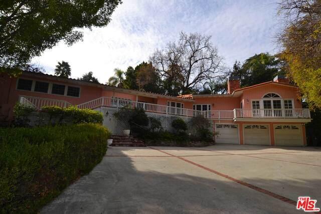 17030 Rancho St, Encino, CA 91316 (#20-597242) :: Randy Plaice and Associates