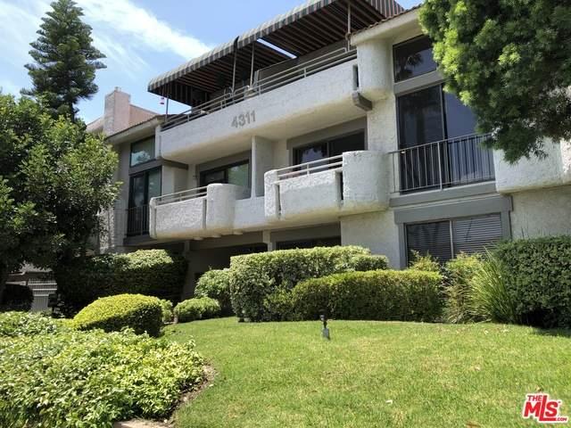 4311 Colfax Ave #106, Studio City, CA 91604 (#20-597290) :: Berkshire Hathaway HomeServices California Properties