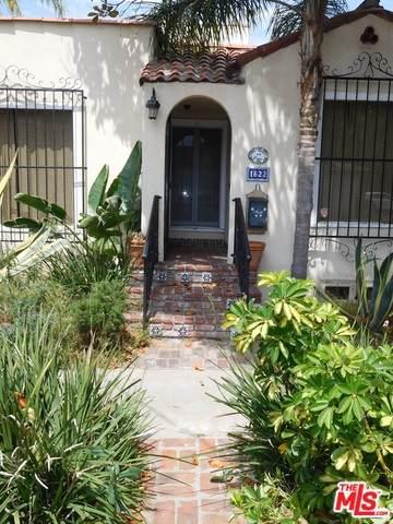 1622 Glyndon Ave, Venice, CA 90291 (#20-597428) :: Randy Plaice and Associates