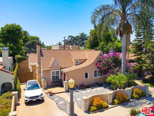 533 N Irving Blvd, Los Angeles, CA 90004 (#20-597432) :: Randy Plaice and Associates