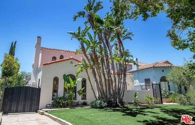 151 S Citrus Ave, Los Angeles, CA 90036 (#20-597472) :: Randy Plaice and Associates
