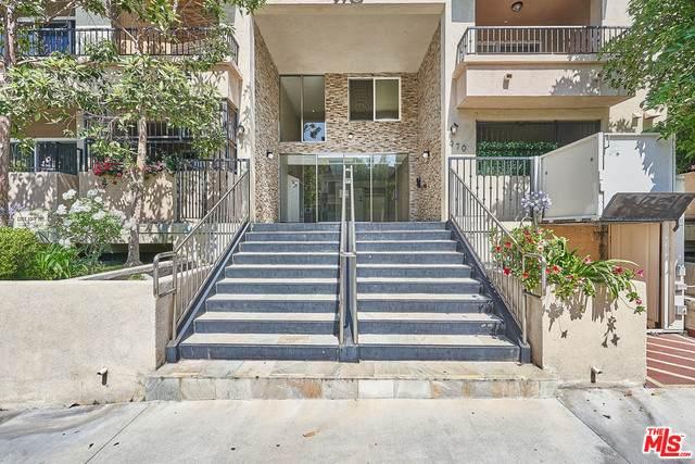 970 S St Andrews Pl #306, Los Angeles, CA 90019 (#20-597534) :: Randy Plaice and Associates