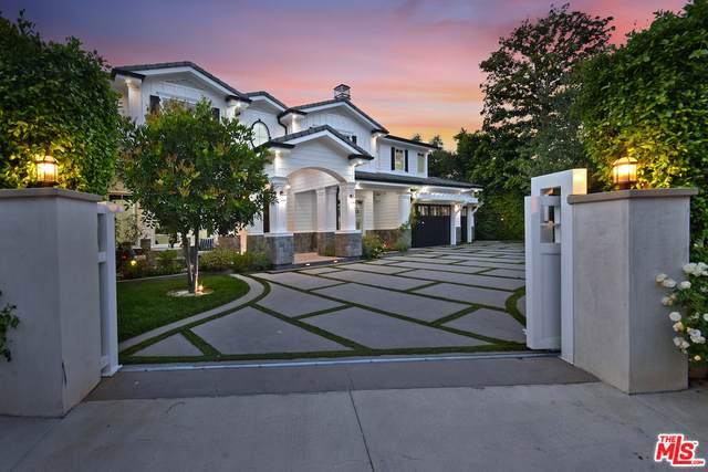 15503 Meadowgate Rd, Encino, CA 91436 (#20-597624) :: Randy Plaice and Associates
