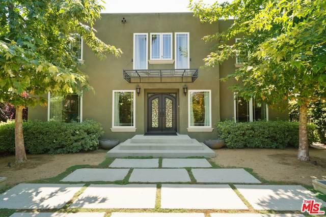 1901 N Catalina St, Los Angeles, CA 90027 (#20-597676) :: Randy Plaice and Associates