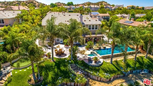 15036 Live Oak Springs Canyon Rd, Canyon Country, CA 91387 (#20-597696) :: Randy Plaice and Associates