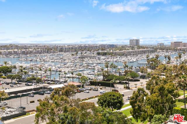 13600 Marina Pointe Dr #1112, Marina Del Rey, CA 90292 (#20-597820) :: Randy Plaice and Associates