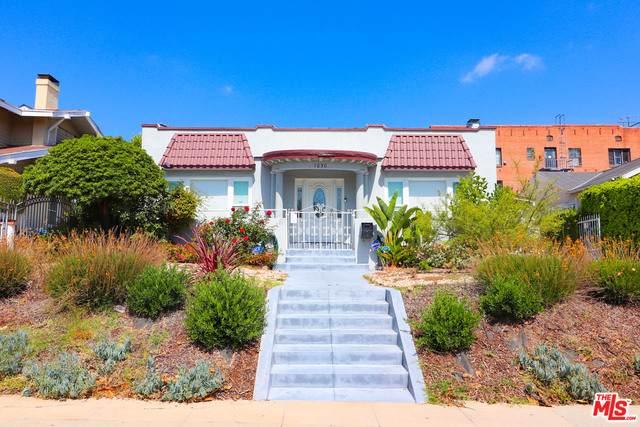 1050 S St Andrews Pl, Los Angeles, CA 90019 (#20-597866) :: Randy Plaice and Associates