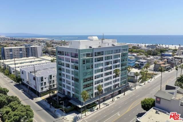 3111 Via Dolce #401, Marina Del Rey, CA 90292 (#20-597874) :: The Pratt Group