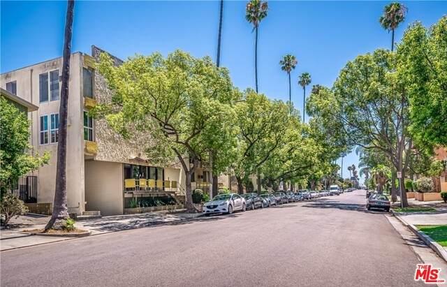 320 S Gramercy Pl #108, Los Angeles, CA 90020 (#20-597958) :: Randy Plaice and Associates