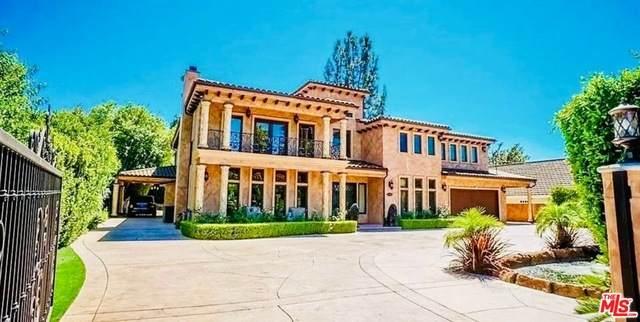 13854 Albers St, Sherman Oaks, CA 91401 (#20-597964) :: Randy Plaice and Associates