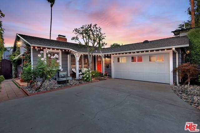 13219 Morrison St, Sherman Oaks, CA 91423 (#20-597970) :: Randy Plaice and Associates