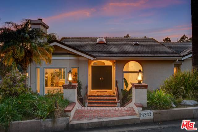 1323 Marianna Rd, Pasadena, CA 91105 (#20-598008) :: Randy Plaice and Associates