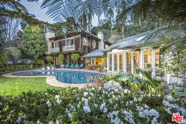 9051 Briarcrest Ln, Beverly Hills, CA 90210 (#20-598042) :: Randy Plaice and Associates