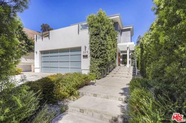 2215 Oak Glen Pl, Los Angeles, CA 90039 (#20-598208) :: Randy Plaice and Associates