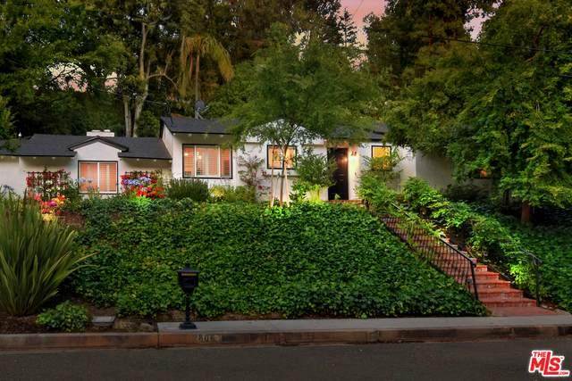 2806 Moraga Dr, Los Angeles, CA 90077 (#20-598214) :: Randy Plaice and Associates
