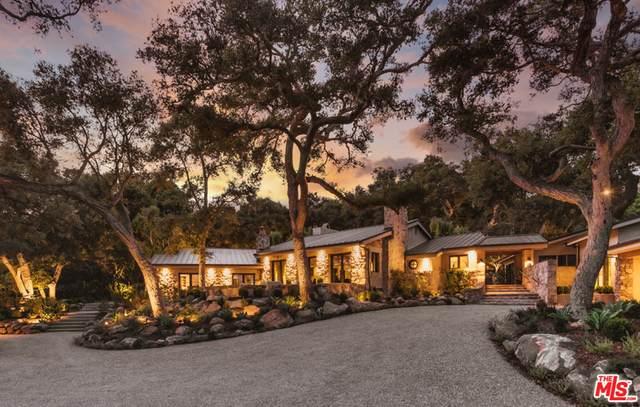 848 Rockbridge Rd, Montecito, CA 93108 (#20-598250) :: Randy Plaice and Associates